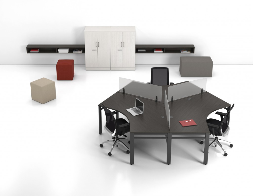 Aurora Office Furniture and Office Interior Designer