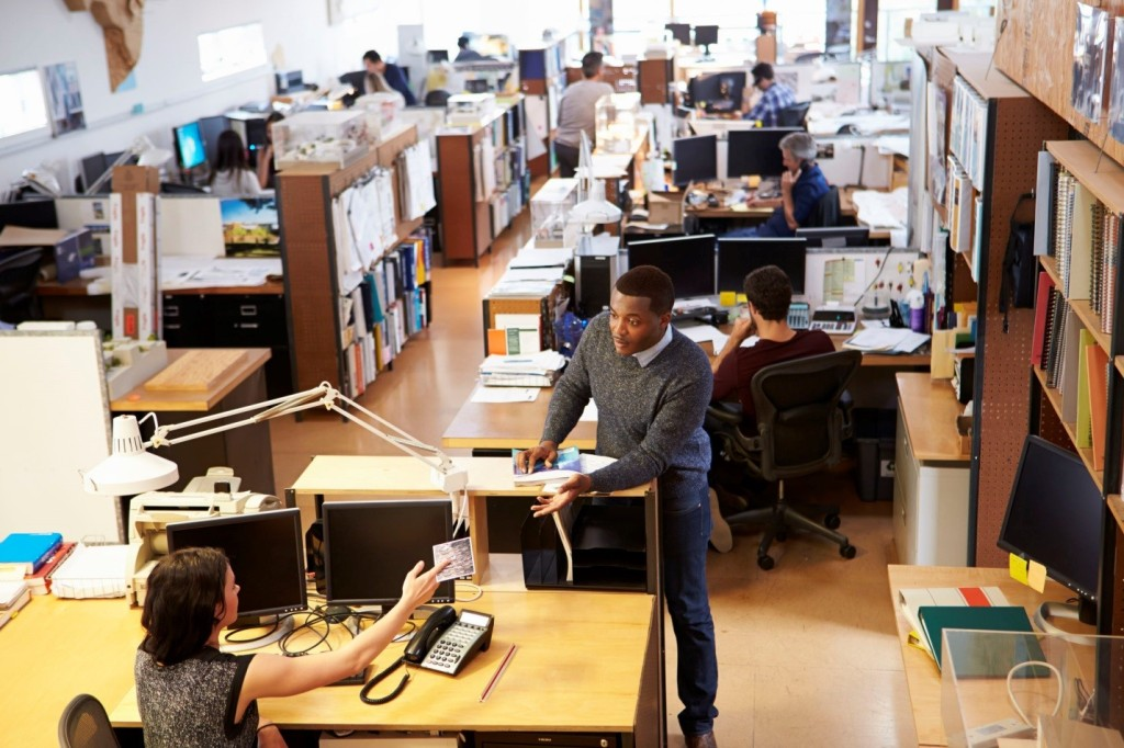 How Should an Effectively Designed Office Look Like