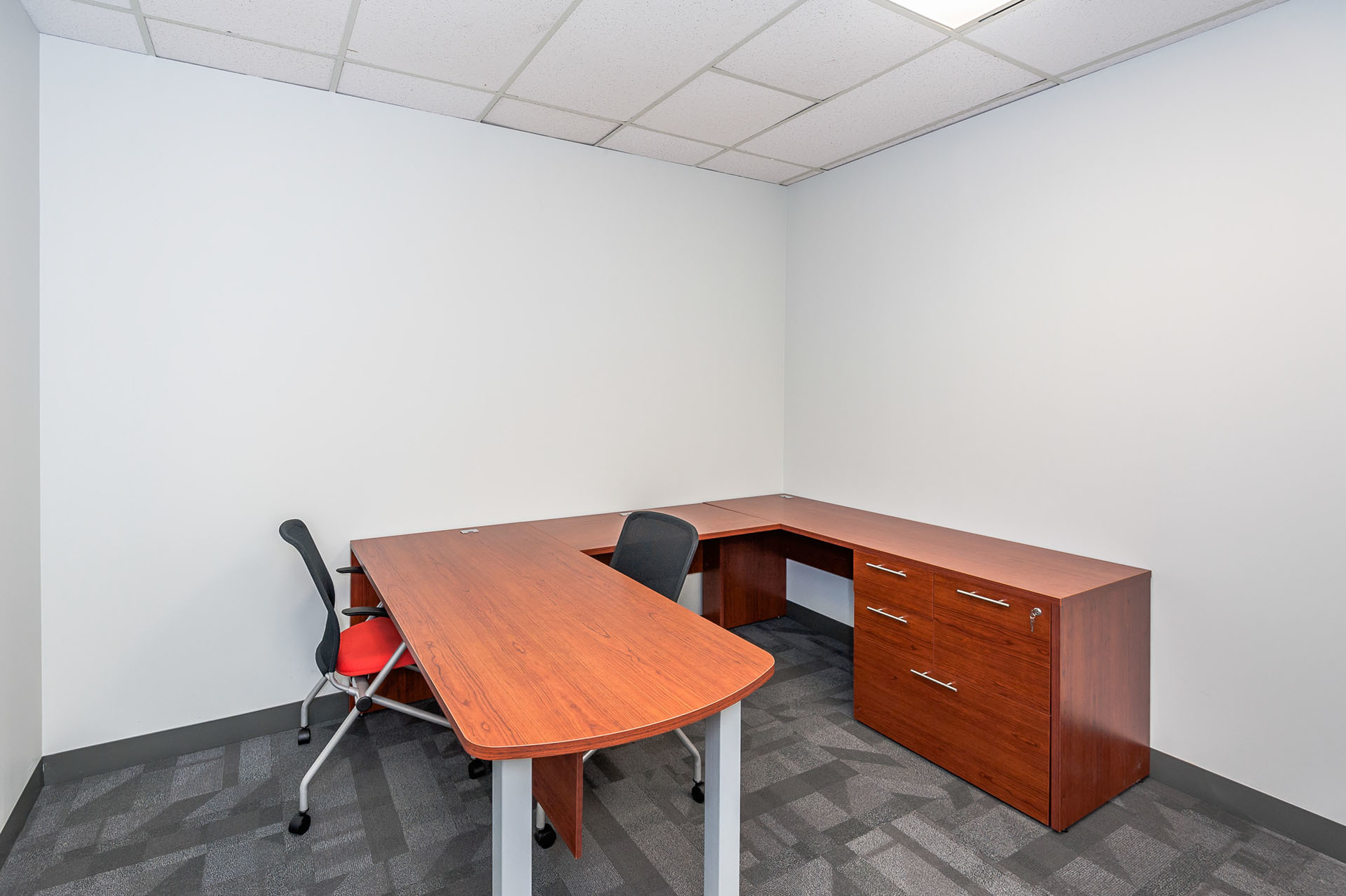 Private Office furniture example- Alliance Interiors Office Design